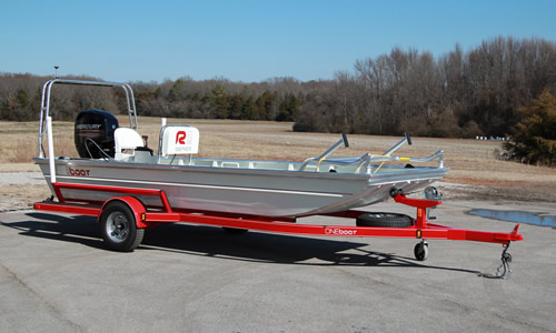 Deluxe Rescue Boat Package